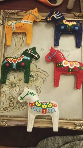 Dala Horses All